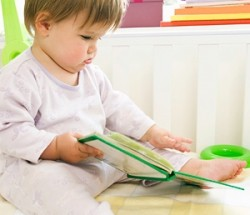 The Many Uses of Books, According to Toddlers